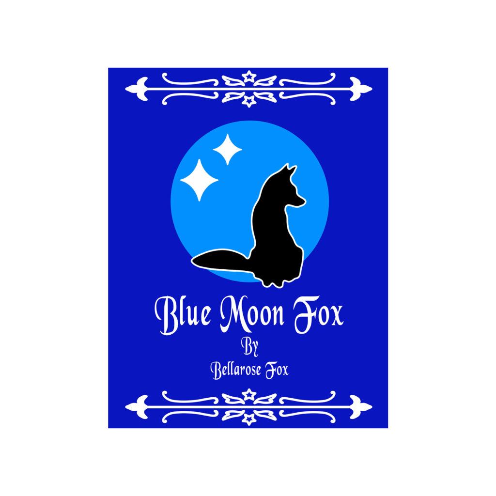 Blue Moon Fox Book