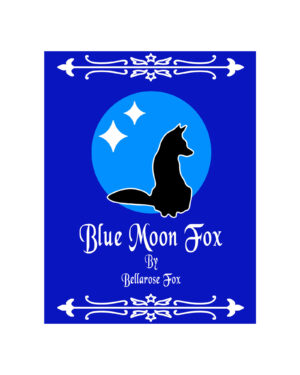 Blue Moon Fox Book (Paperback)
