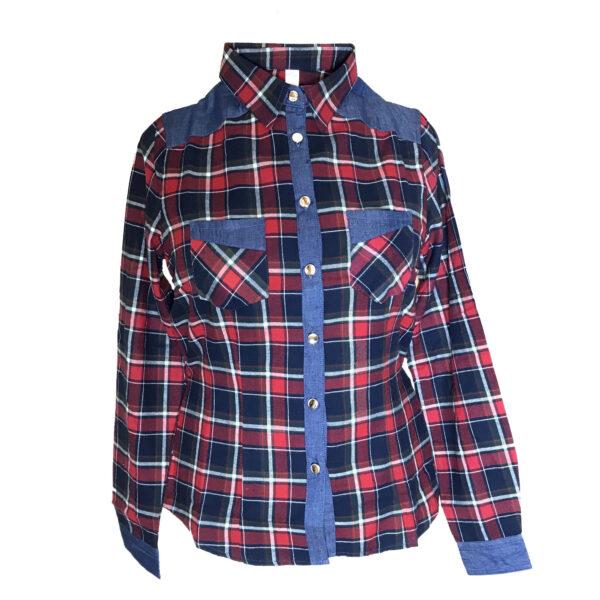 Lady Plaited Shirt 1