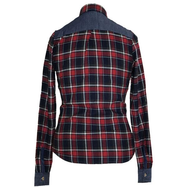 Lady Plaited Shirt 2